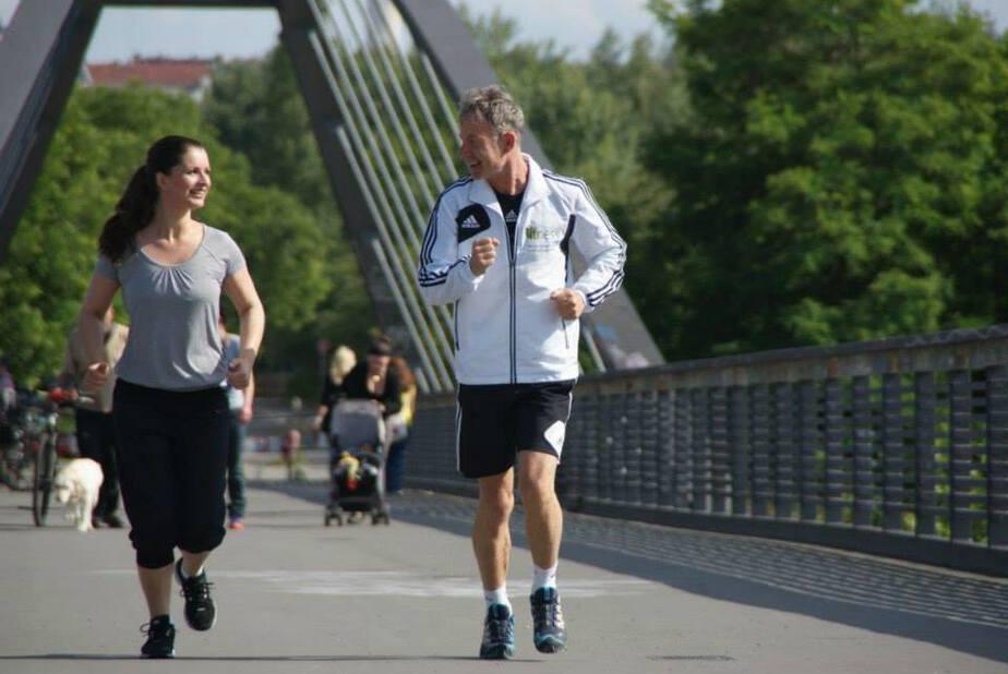 Lauf-Brücke, Fitness, Coaching und Personaltrainer Berlin, Ernährungscoach