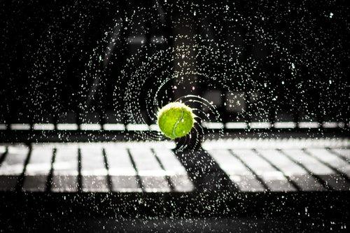 Tennisball, Tennischoach Berlin