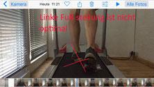 laufanalyse 1, Fitness, Coaching und Personaltrainer Berlin, Ernährungscoach