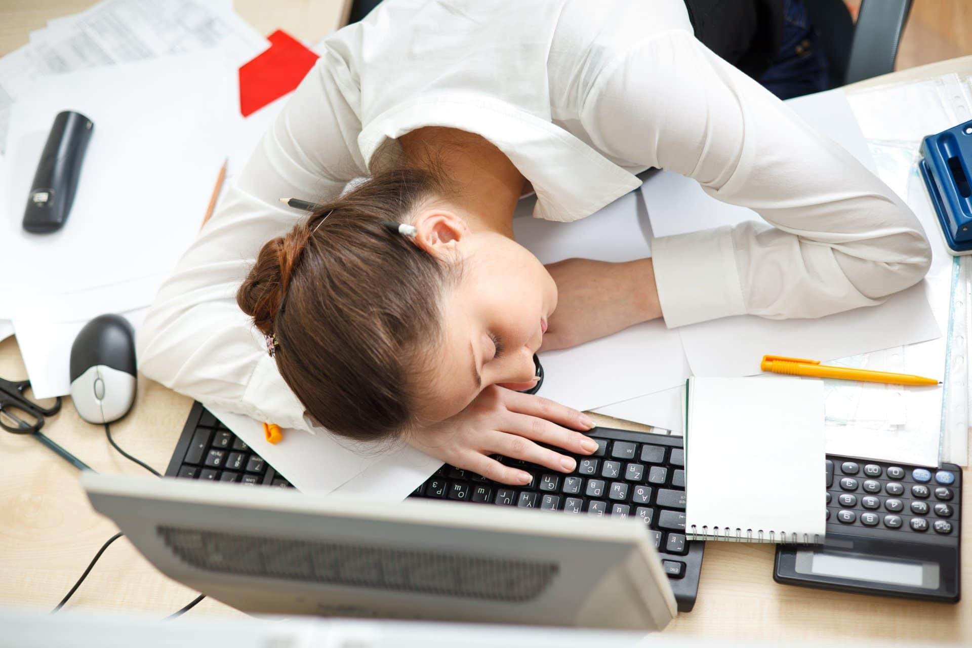 Arbeitsplatz Ruhe Entspannung bei Coach