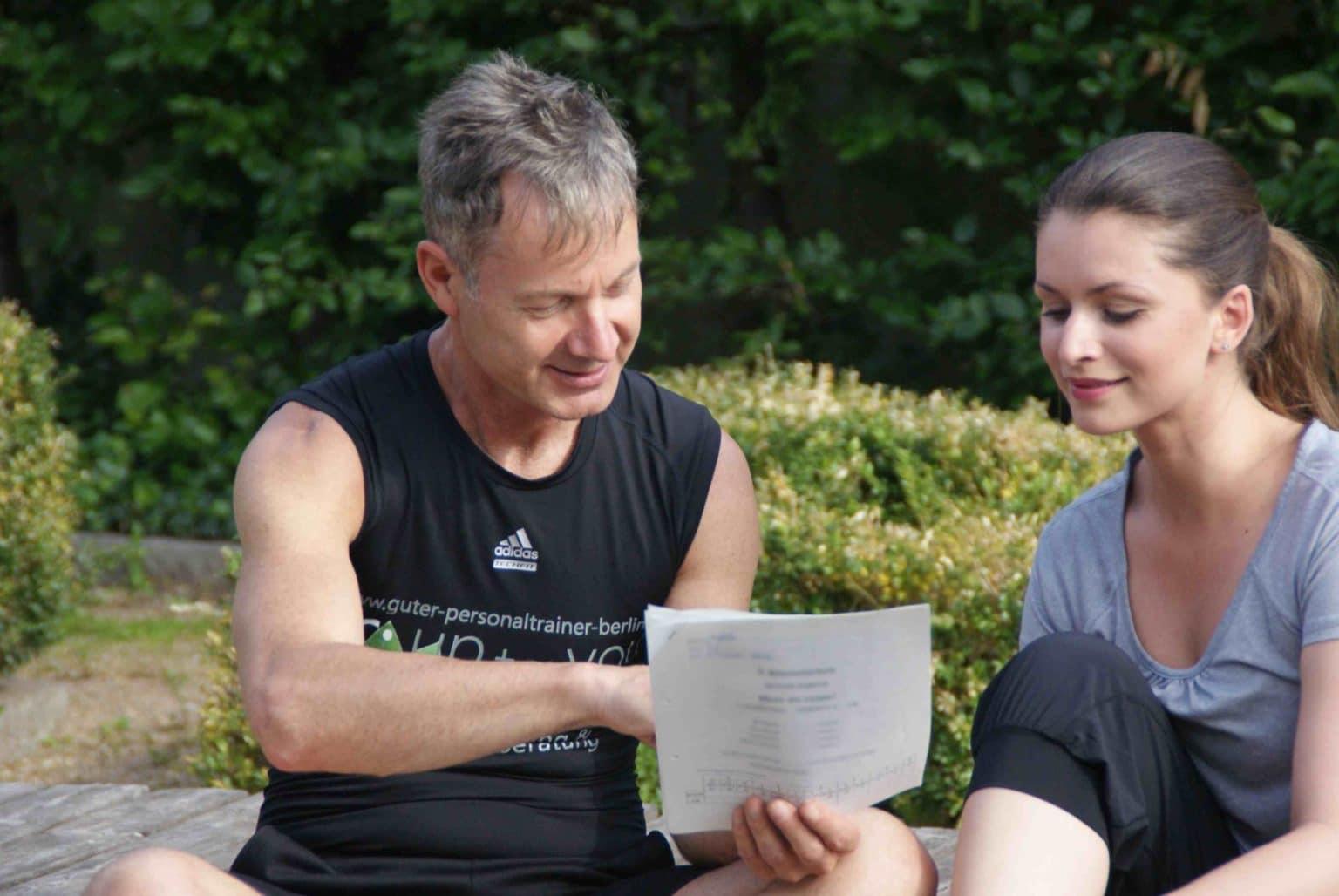 Coach und Personal Trainer Torsten Muhlack