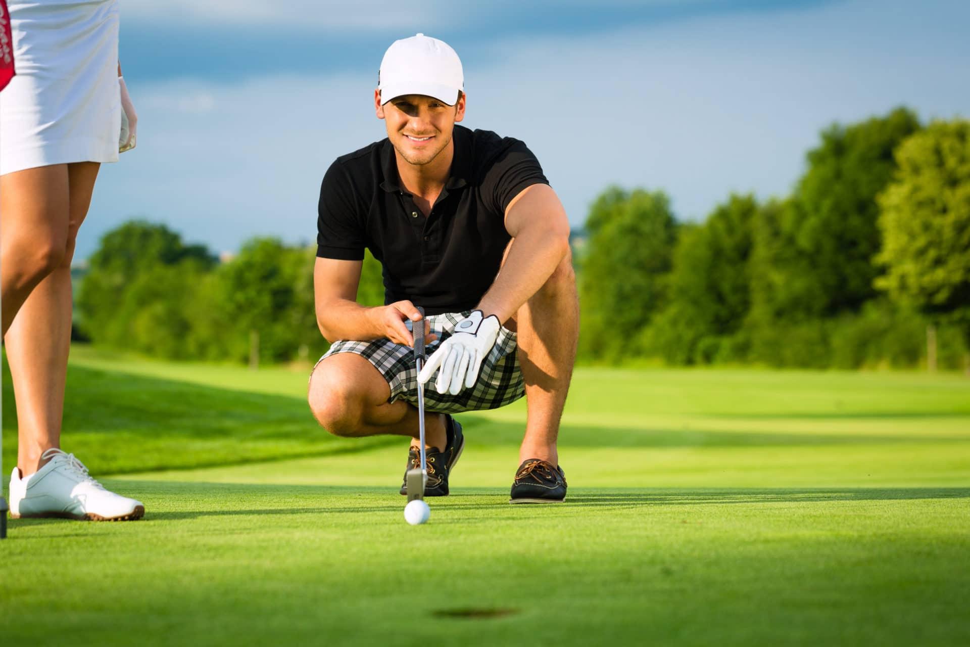 Golflehrer golf Mentalcoach Berlin