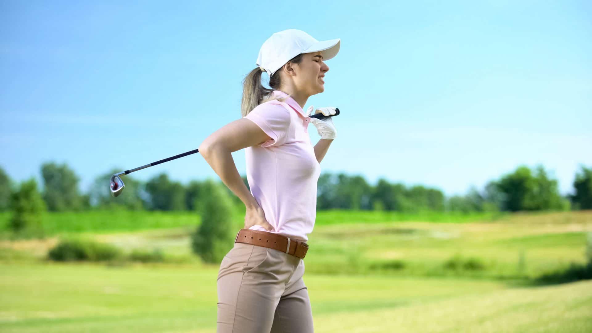 Wie golfverletzung behandeln Mentalchoach golf